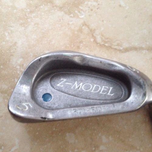 Z-Model Pro Pride 5 Iron Stainless Steel Golf Club true temper tt lite