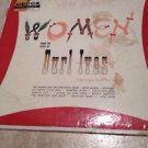 women burl Ives record album