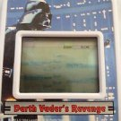 Darth Vader's Revenge Game Cartridge For Mga Lcd Handheld Video Arcade Game
