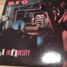 Reo Speedwagon Hi Infidelity Record Album