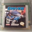 Driver You Are The Wheel Man Cartridge For Game Boy Color (Cartridge Only)