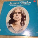 James Taylor And The Flying Machine Record Album Beautiful Condition