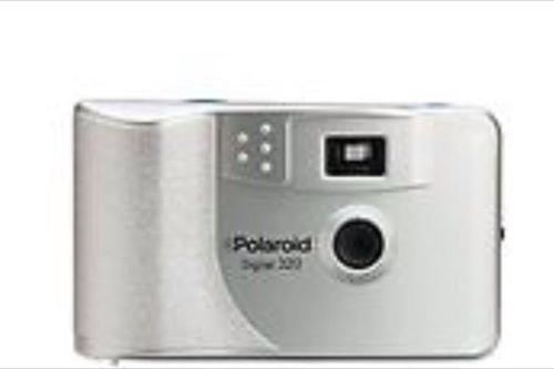 Polaroid Photomax Fun 320 0.1 Mp Digital Camera - Silver Beautiful! Condition
