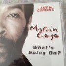 live in concert Marvin Gaye what's going on cd