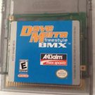 Dave Mirra Freestyle BMX Cartridge for Game Boy Color ( cartridge only)