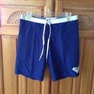 Women's Blue & White Board Short Size 1 by Roxy
