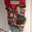direct from artist weaving wall hanging