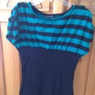 women's striped top size medium by Heart to heart beautiful condition
