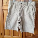 men's shorts by saltwater chinos size 32 tan