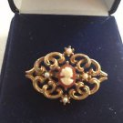 1940's vintage jewelry beautiful pin