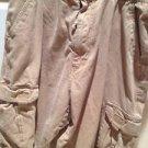 Khaki Mens Cargo Shorts 34/30 By Plugop