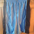 Reversible Athletic Shorts By Champs Size Medium Blue