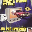 don lapre's what & where to sell on the internet softcover