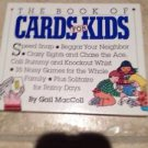 Softcover by MacColl The Book Of Cards For Kids Softcover