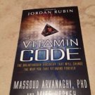 The Vitamin Code by Jordan Rubin Softcover