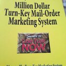 John Polks Million Dollar Turn Key Mail Order Marketing System Softcover