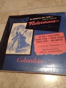 Fledermans Record Album beautiful condition