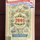 The Old Farmer's Almanac 2005 Zodiac Secrets Planting Table Weather Forecast