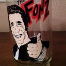 Fonzie Collectible Glass - 1977
