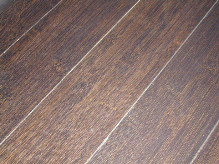 Burnt Mocha Bamboo Flooring