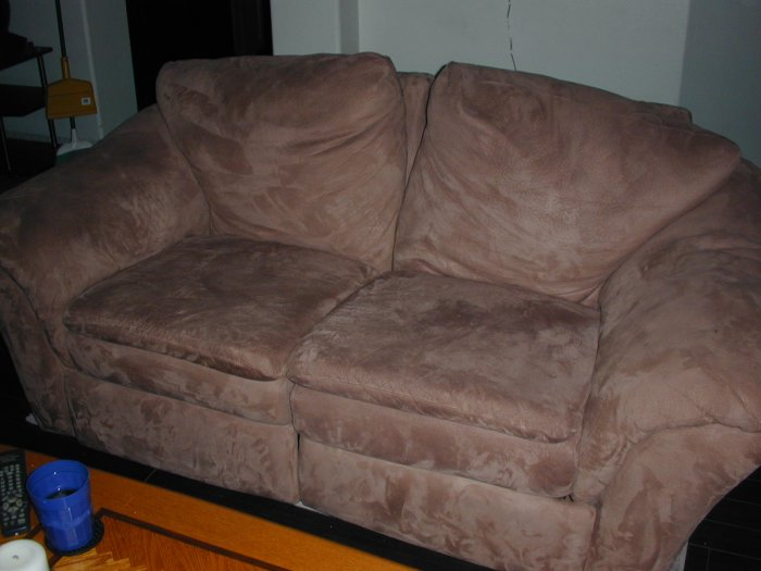 Dual Reclining Rocker Sofa