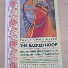 The Sacred Hoop:Recovering the Feminine in American Indian Traditions by.Allen..