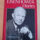The Eisenhower Diaries by Dwight D. Eisenhower (1981, Hardcover) Collectible 1st