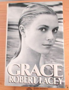 Grace (Kelly) by Robert Lacey (1994, Hardcover)