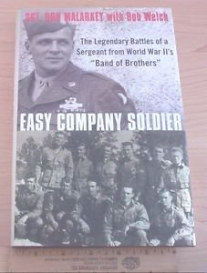 Easy Company Soldier: The Legendary Battles of a Sergeant from World War II's