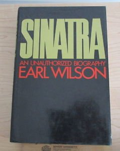 Sinatra by Earl Wilson (1976, Hardcover)