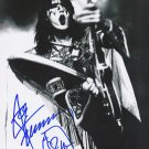 Ace Frehley Kiss Destroyer Dynasty Signed Autographed 8x10 Photo w/COA