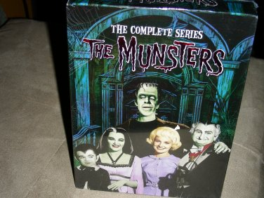 The munsters  complete series