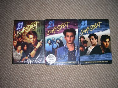 21 jumpstreet seasons 1,2,3