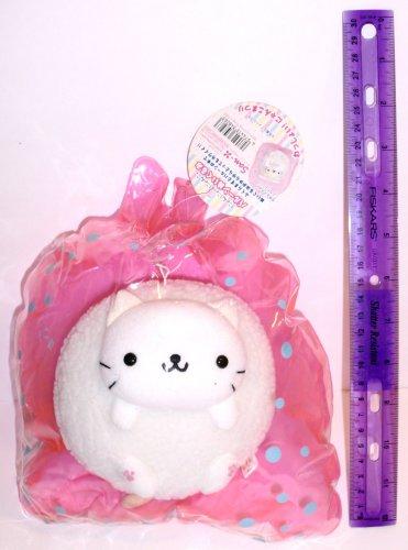 San-X Nyan Nyan Nyanko Cotton Candy Plush Bag