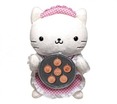 San-X Nyan Nyan Nyanko Cafe Series Limited Edition Plus