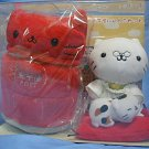San-X Nyan Nyan Nyanko Post Box Plush Box Set