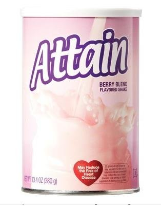ON SALE  Attain Meal Replacement Shakes  Melaleuca - Berry Blend