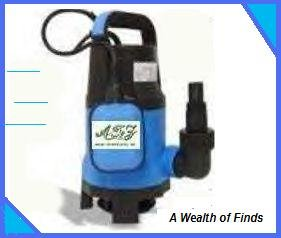 1 HP Submersible Float Water Sump Pump Stainless NEW Free Ship