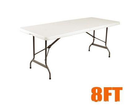 customized Trade Show Tables 8 Feet