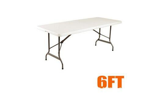 Trade Show customized Tables 6 Feet