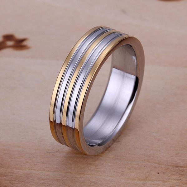 Steel Mechanical Ring