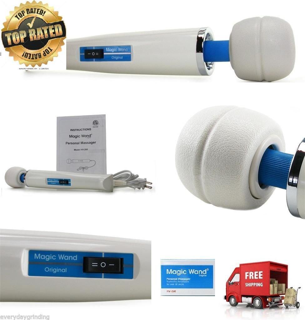 NEW Original Hitachi Magic Wand Personal Massager Body Massage HandHeld HV-260