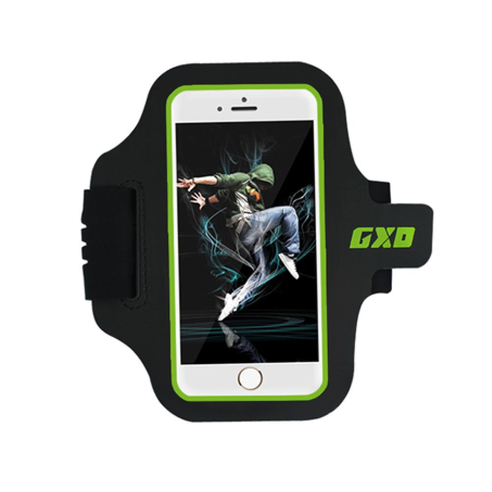 Kylin Express iPhone 6 Armband Case Cover Cell Phone Holder Sports Running Gym Cycle - Green