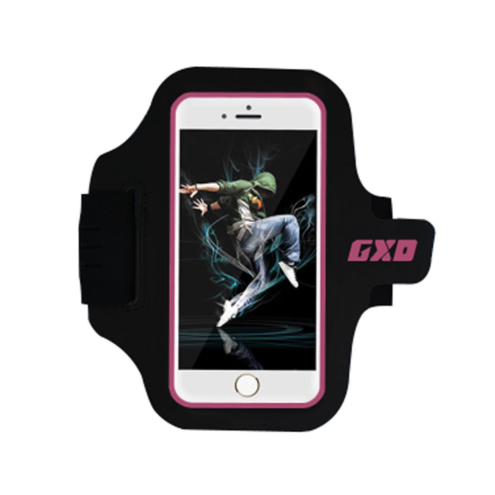 Kylin Express iPhone 6 Armband Case Cover Cell Phone Holder Sports Running Gym Cycle - Pink