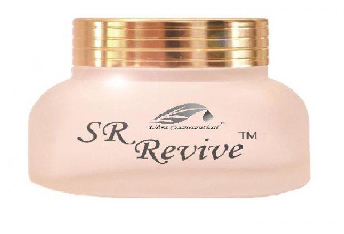 SR Revive Natural Progesterone Cream (2 oz / 60ml)