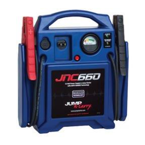 Clore JNC660 Jump-n-Carry 1700 Peak Amp 12 Volt Jump Starter Part# JNC 660
