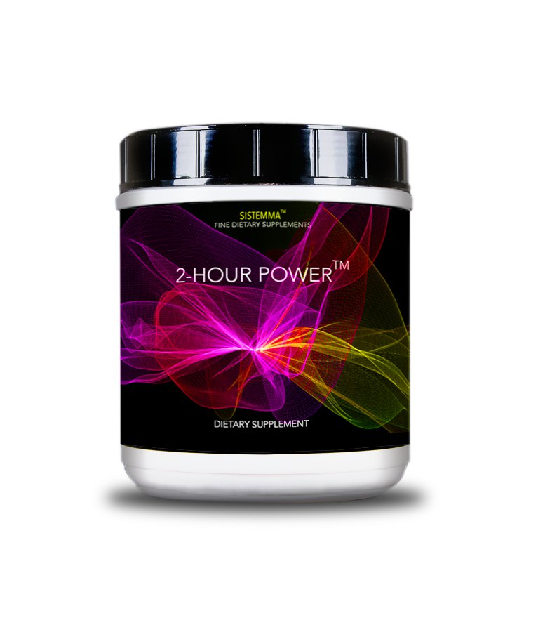 2-Hour Extra Power Energy Stamina pre-workout drink with 20 active ingredients for her