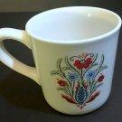 Vintage Mid Century Berggren Coffee Mug / Tea Cup