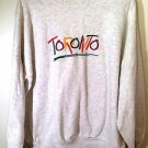 GREY 'TORONTO' SWEATER, TAG WORN, APPEARS TO FIT WOMENS 2XL & MENS L