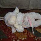 "Nat & Jules Jesus Loves Me Musical Plush 11"" Lamb Musical Pulldown"